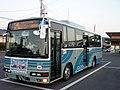 Chikusei City Bus at Tsukubasanguchi Bus Terminal.jpg