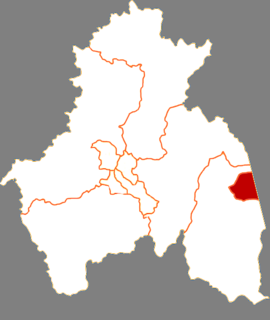 Suifenhe County-level & Sub-prefectural city in Heilongjiang, Peoples Republic of China