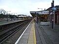 Chislehurst station slow look north.JPG