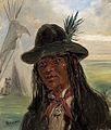 Chocktaw Man in Louisiana 1840s by Boisseau.jpg