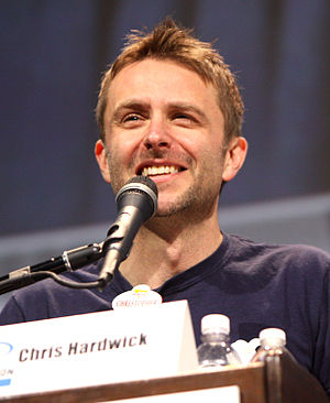 Chris Hardwick - Hardwick at the 2013 WonderCon