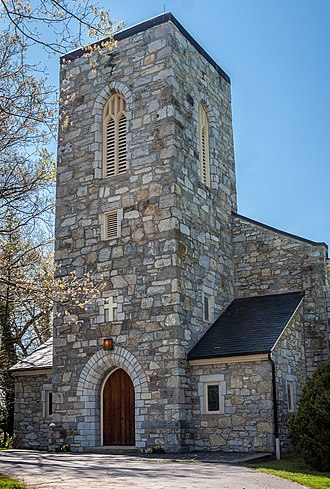 Old Chapel (Millwood, Virginia) - Christ Church, Millwood