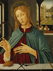 Christ with Instruments of the Passion