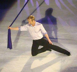 Christopher Dean English ice dancer