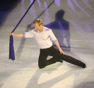 Christopher Dean - Dean on the Dancing on Ice tour in Manchester, 2010