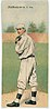 Christy Mathewson-Albert Bridwell, New York Giants, baseball card portrait LCCN2007683868.jpg
