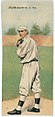 Christy Mathewson-Albert Bridwell, New York Giants, baseball card portrait LCCN2007683868.jpg