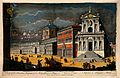 Church and Hospital of the Holy Ghost, Rome; panoramic views Wellcome V0014420.jpg
