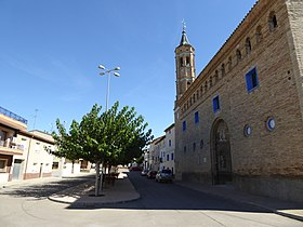 Church of Santa Engracia, Osera de Ebro 06.jpg