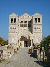 Church of Transfiguration Mount Tabor200704.JPG