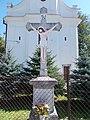 Churchyard, cross, Végardó, 2020 Sárospatak.jpg