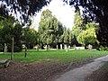 Churchyard at St Nicholas, Harpenden - geograph.org.uk - 373441.jpg