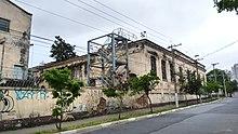 5c54c66849 Rua Serra de Paracaina, extremos sul da Companhia, fachada da fábrica de  gelo essenciais para acompanhar os pedidos de chopp. Vê-se em primeiro  plano o ...