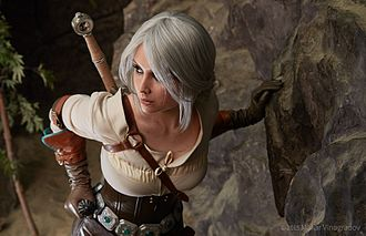 The Witcher - Image: Ciri Cosplay (The Witcher 3 Wild Hunt)