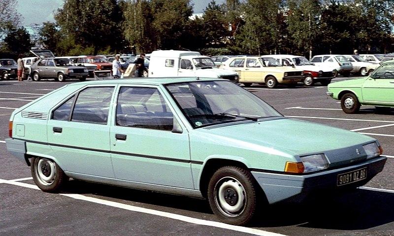Vieux véhicule laids - Page 5 800px-Citroen_BX_Midi