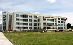 The New City Hall of Koronadal.