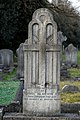 City of London Cemetery Alfred William Edmonds 1941 art deco grave monument 1.jpg