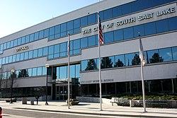 South Salt Lake City Hall, South Salt Lake, Utah