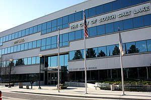 South Salt Lake, Utah - South Salt Lake City Hall, South Salt Lake, Utah