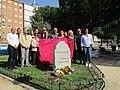 Ciudad Lineal rinde homenaje a Pablo Ráez, impulsor de una campaña para la donación de médula ósea 06.jpg