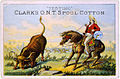 Clark's O.N.T. spool cotton trade card, 1875-1900.jpg