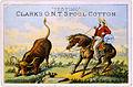 Clark's O.N.T. spool cotton trade card, 1875-1900.jpg