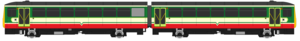 Valley Lines (train operating company) - Image: Class 143 Diagram, Valley Lines
