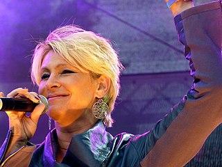 Claudia Jung German singer and politician