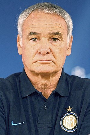 Claudio Ranieri - Ranieri with Inter Milan in 2011