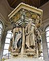 Claus Sluter (1350-1406) Mozesput Champmol Daniël en Jesaja 23-10-2016 15-15-46.JPG