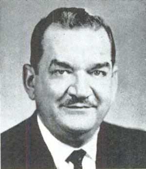 Clement J. Zablocki - Zablocki's official portrait in the 90th Congress, 1967.