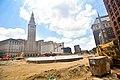 Cleveland Public Square Construction (19826352408).jpg