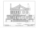 Clifford Miller House, State Route 23, Claverack, Columbia County, NY HABS NY,11-CLAV,2- (sheet 4 of 14).png