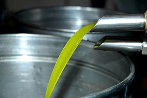 Greek cuisine - Greek olive oil