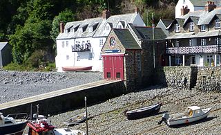 Clovelly Lifeboat Station