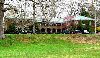 Red Boiling Springs, Tennessee - The Thomas House, formerly the Cloyd Hotel