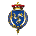 Coat of Arms of Michael Boyce, Baron Boyce, KG, GCB, OBE, DL.png