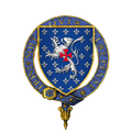 Coat of Arms of Sir Otho Holland, KG.png