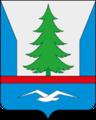 Coat of Arms of Zelenoborskii (Murmansk oblast).png