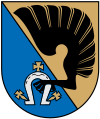 Coat of arms of Ķēdaiņi