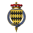 Coat of arms of Sir William Blount, 4th Baron Mountjoy, KG.png