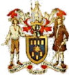 Coat of arms of Williamsburg, Virginia