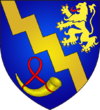 Coat of arms of Weiswampach