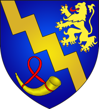 Weiswampach - Image: Coat of arms weiswampach luxbrg