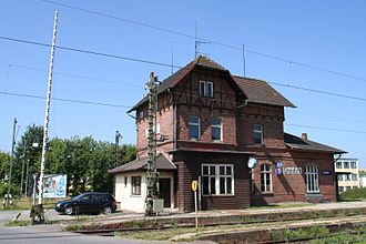 Creidlitz - Creidlitz station