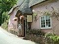 Cockington, Weavers Cottage - geograph.org.uk - 210932.jpg