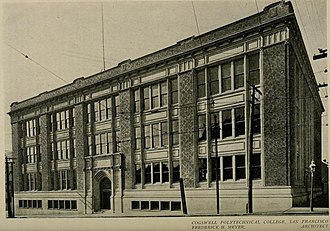 Cogswell Polytechnical College - Image: Cogswell Polytechnical College