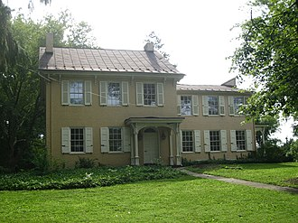 National Register of Historic Places listings in Northumberland County, Pennsylvania - Image: Col James Cameron House