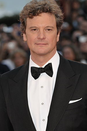 Actor Colin Firth attends the Closing Ceremony...