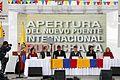 Colombia, Apertura del nuevo puente internacional de Rumichaca. (11058517025).jpg